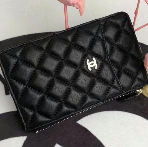 e8881fd3abda5f CHANEL Handbags - Chanel Cell Phone Holder Wallet VIP Gift